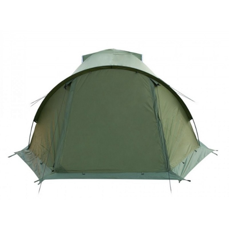 Палатка Tramp Mountain 3 (V2) (зеленый) (фото 3)