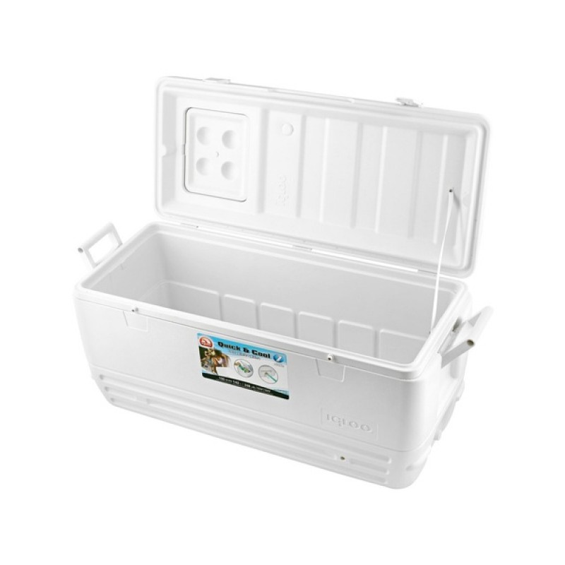 Изотермический контейнер Igloo Quick&Cool 150 White