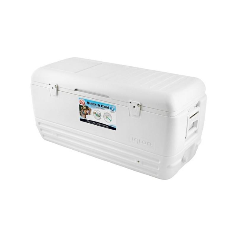 Изотермический контейнер Igloo Quick&Cool 150 White (фото 2)
