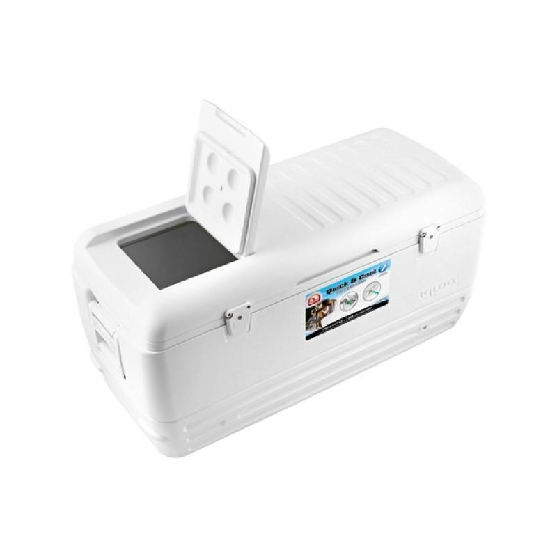 Изотермический контейнер Igloo Quick&Cool 150 White (фото 3)