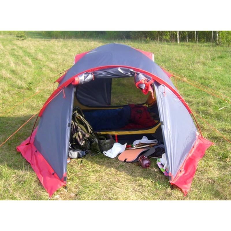 Палатка Tramp Mountain 4 (V2) (фото 3)