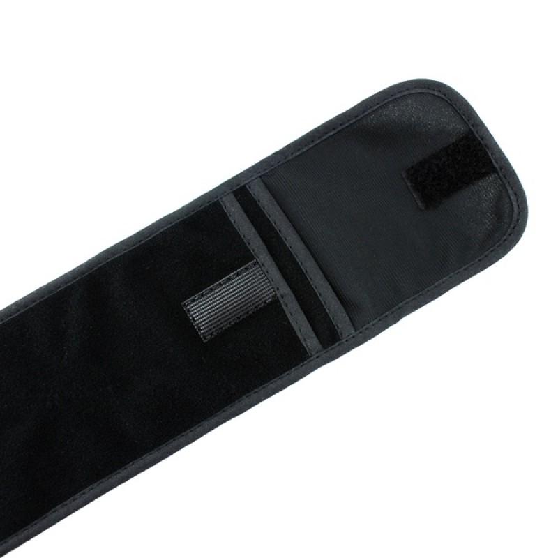 Чехол Aquatic Ч-46Ч для спиннинга мягкий (черный, 145 см) (фото 2)