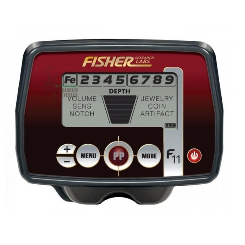 Fisher F11 11DD (фото 2)