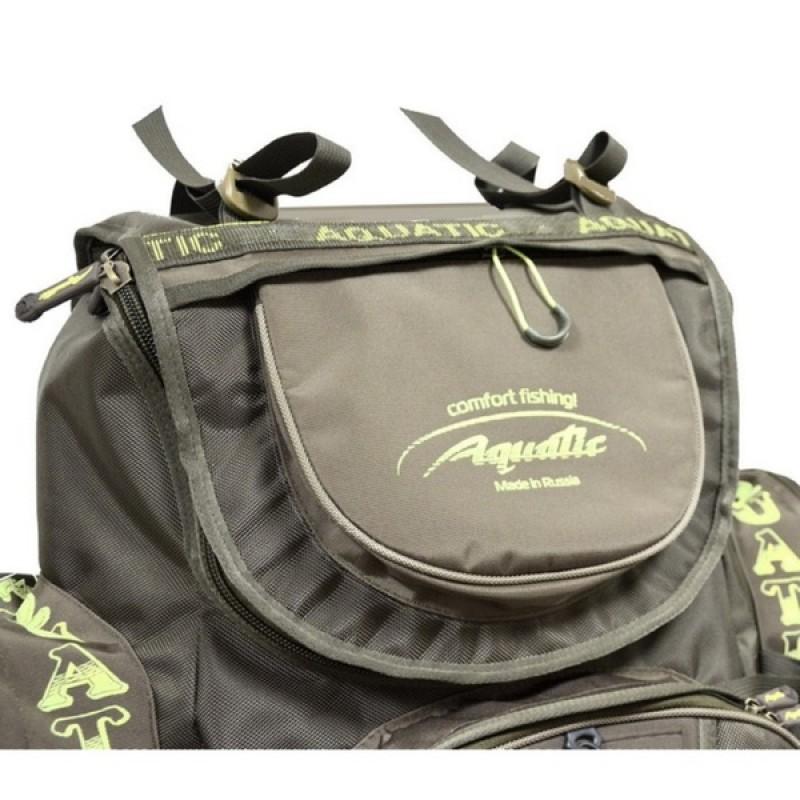 Рюкзак Aquatic Р-85 (рыболовный) (фото 3)