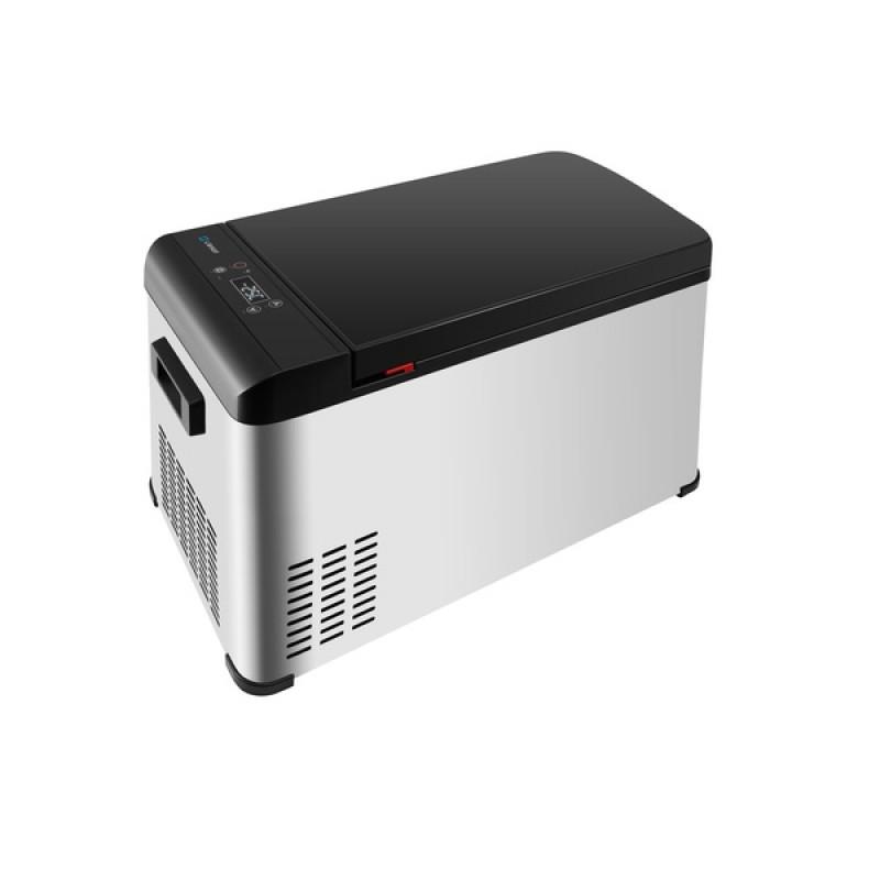Компрессорный автомобильный холодильник Libhof Q-22 12/24/220В