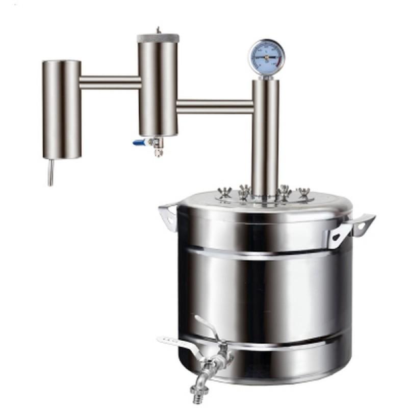 Самогонный аппарат (дистиллятор) ФЕНИКС Народный 25 литров (с теном) (фото 2)