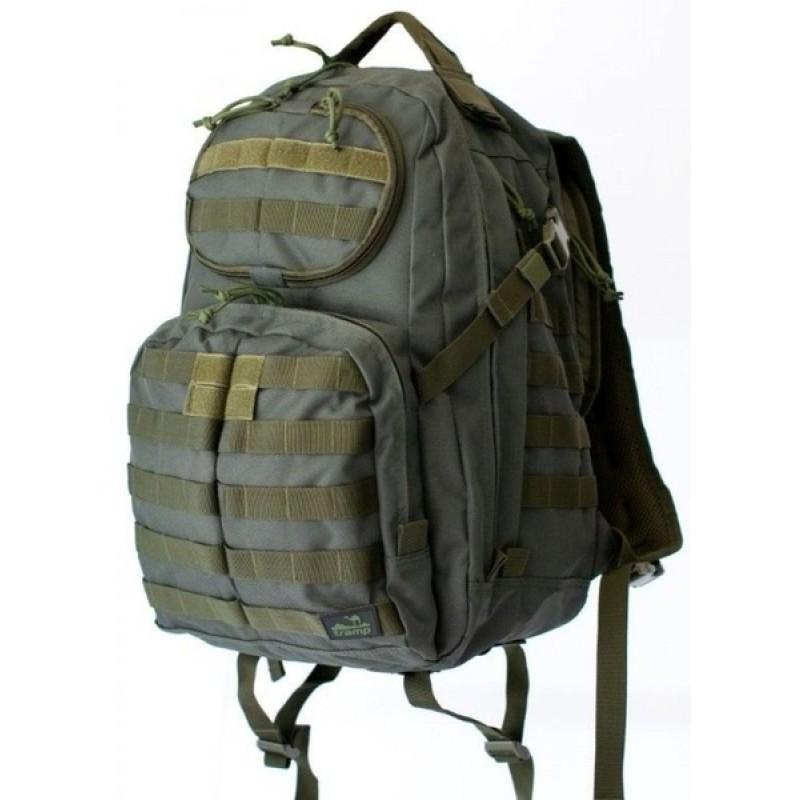 Рюкзак Tramp Commander 50 л (Olive green) (фото 2)