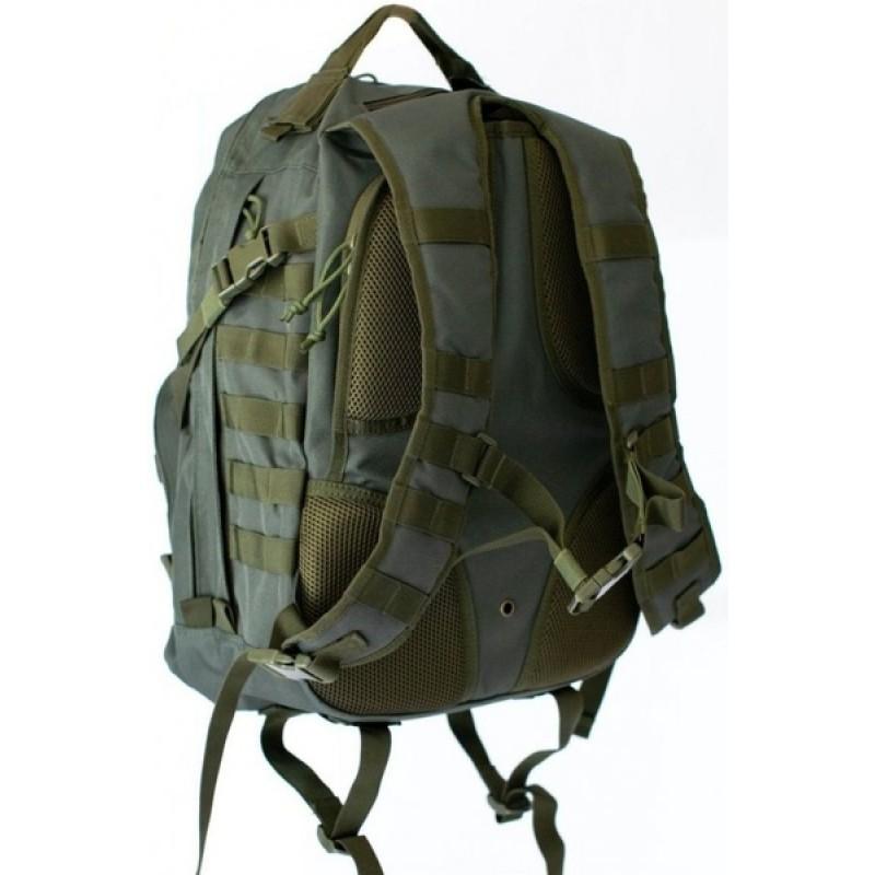 Рюкзак Tramp Commander 50 л (Olive green) (фото 3)
