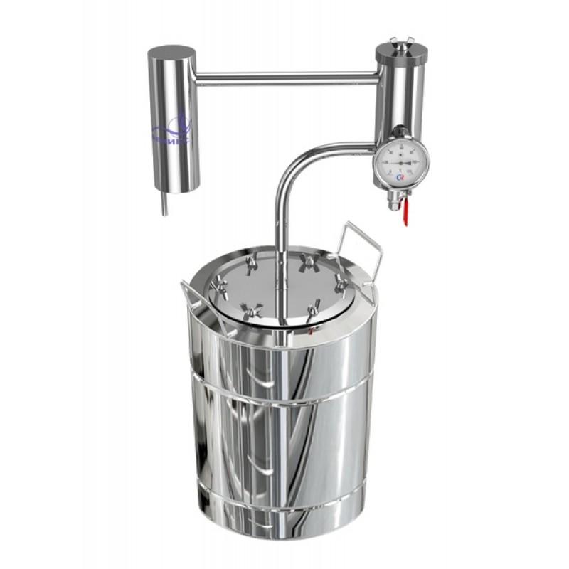 Самогонный аппарат (дистиллятор) ФЕНИКС Хозяин  30  литров (фото 2)