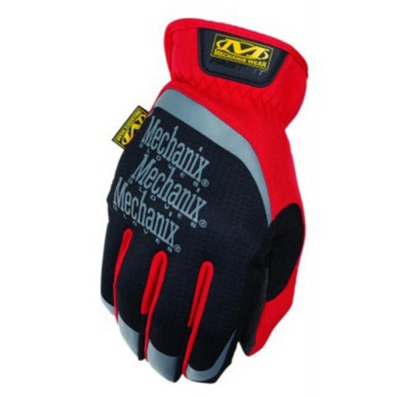 Перчатки Mechanix Wear MW Fast Fit Glove Red MFF-02