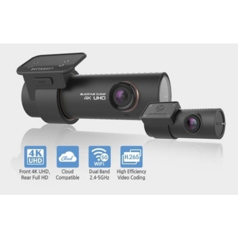 Видеорегистратор BlackVue DR900S-2CH (фото 2)