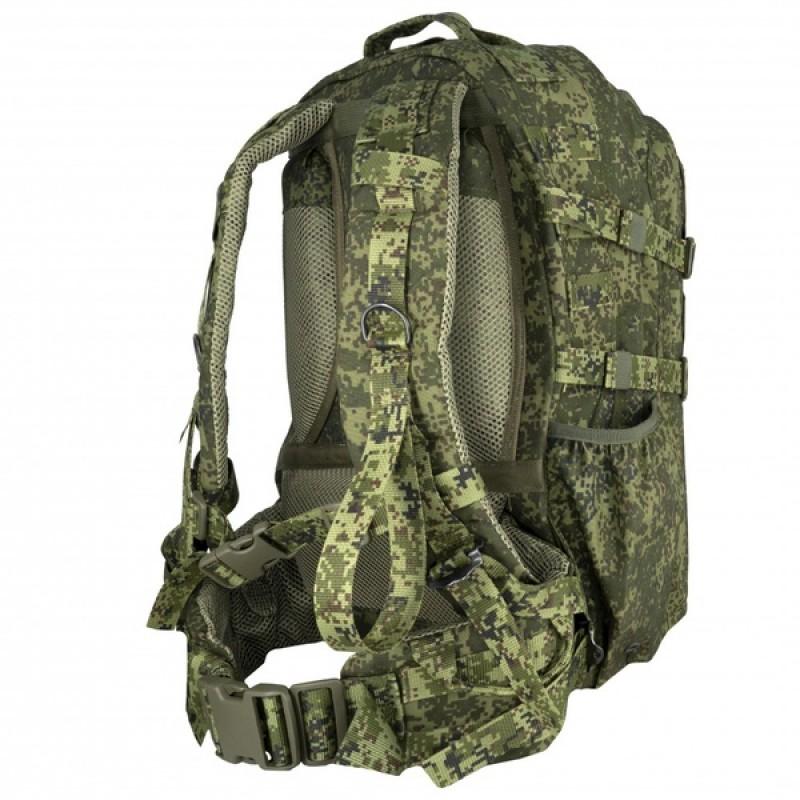 Рюкзак штурмовой SSO Бобер-М Цифра флора (фото 2)