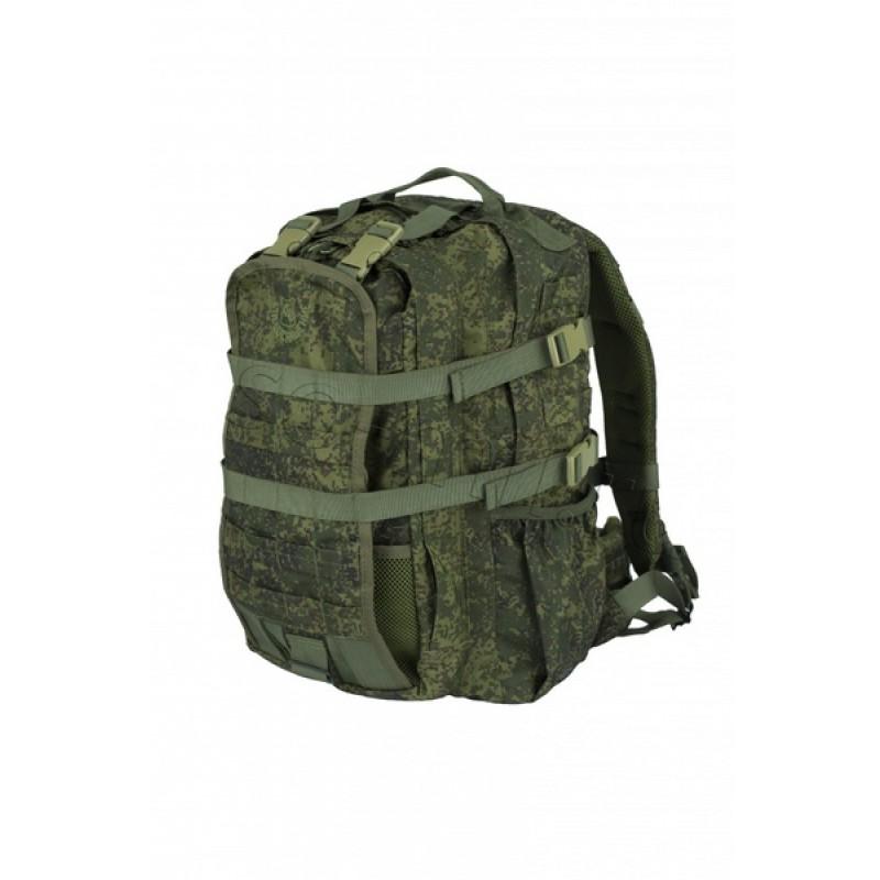 Рюкзак штурмовой SSO Бобер-М Цифра флора (фото 3)