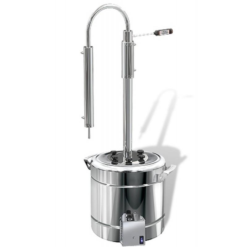 Самогонный аппарат (дистиллятор) ФЕНИКС Салют (С теном) 15 литров