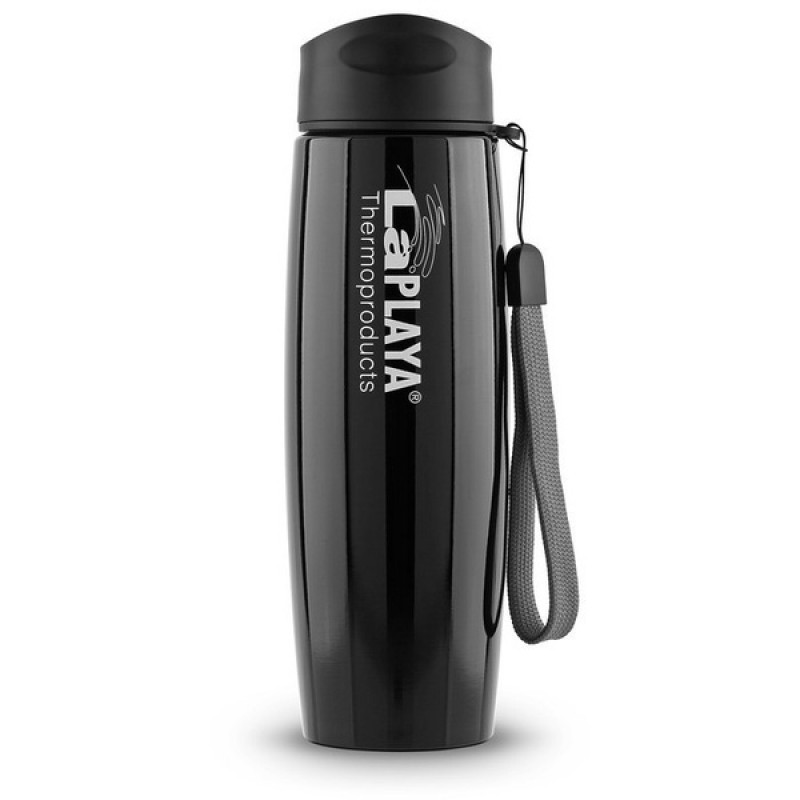 Термокружка LaPlaya Thermo Mug SS Strap 0.5L Black