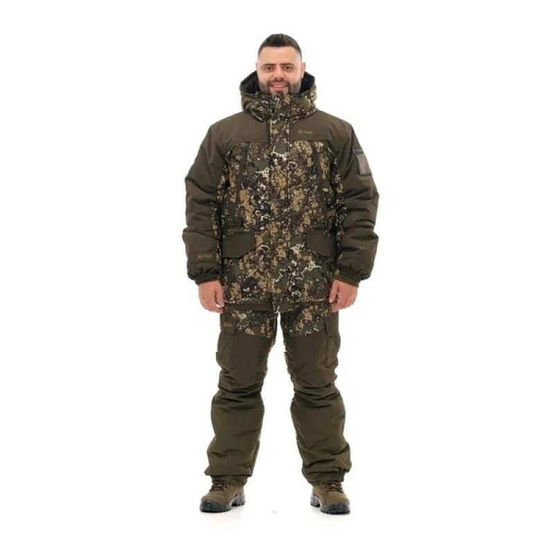Зимний костюм для охоты и рыбалки Горка Зима -35 (Алова, Тина) КВЕСТ/QUEST