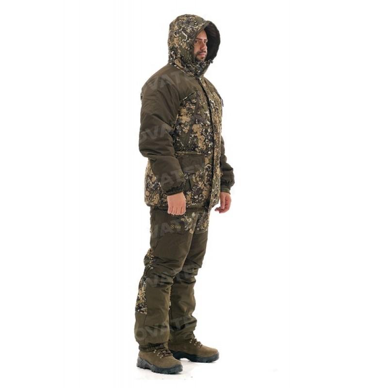 Зимний костюм для охоты и рыбалки Горка Зима -35 (Алова, Тина) КВЕСТ/QUEST (фото 2)