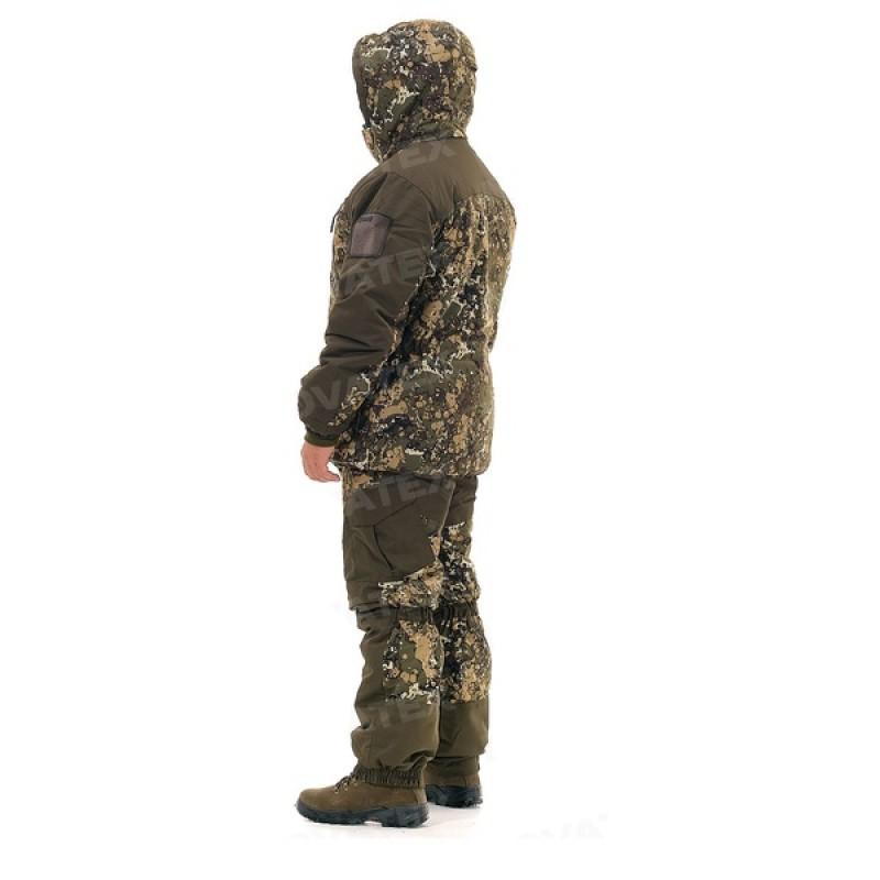 Зимний костюм для охоты и рыбалки Горка Зима -35 (Алова, Тина) КВЕСТ/QUEST (фото 3)