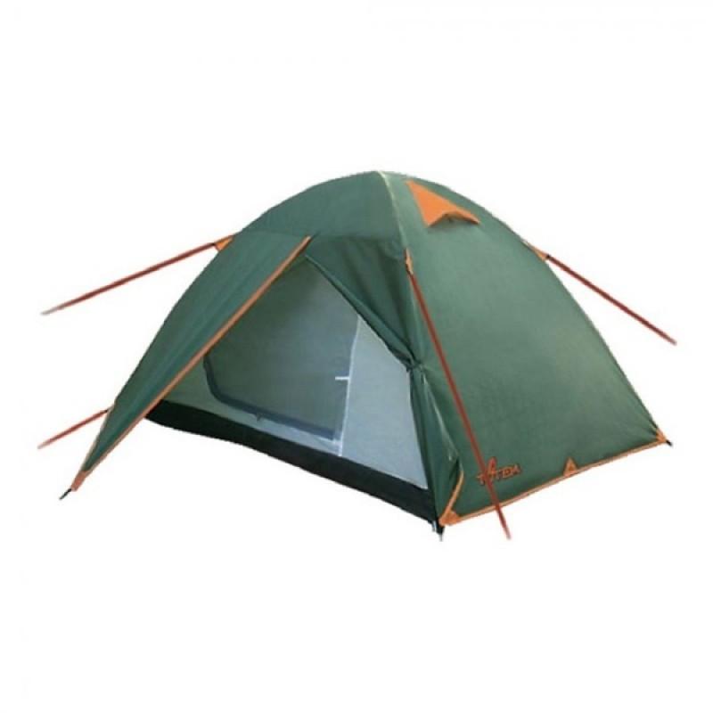 Палатка Totem Tepee 3 (V2) (Зеленый)
