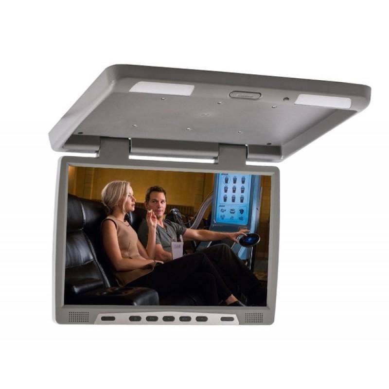 Потолочный монитор для автомобиля AVIS Electronics AVS117 Серый
