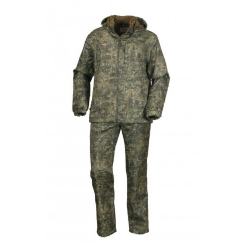 Осенний костюм для охоты и рыбалки ОКРУГ «ЗАРЯ» (Камуфляж М-49)