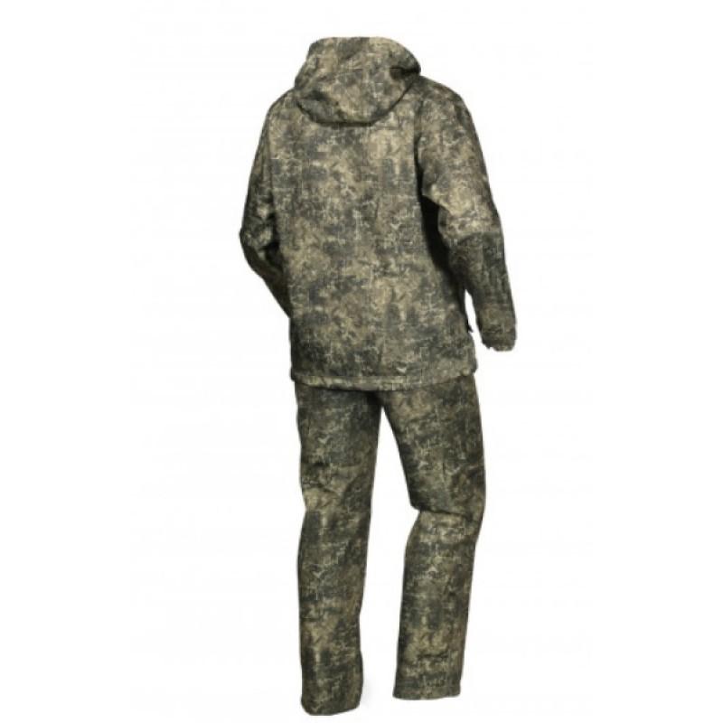 Осенний костюм для охоты и рыбалки ОКРУГ «ЗАРЯ» (Камуфляж М-49) (фото 2)