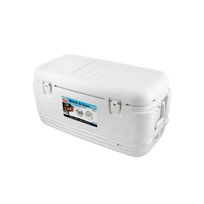 Изотермический контейнер Igloo Quick&Cool 100 White (фото 2)
