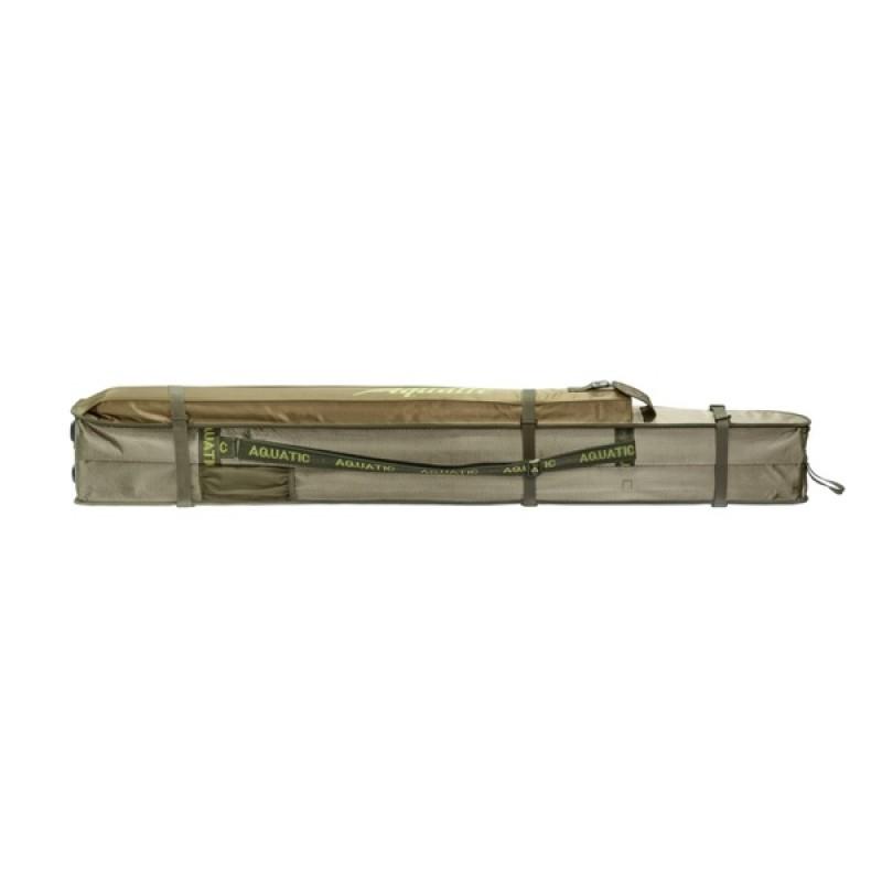Чехол для удилищ Aquatic Ч-10 мягкий 2-х секционный (160 см) (фото 2)