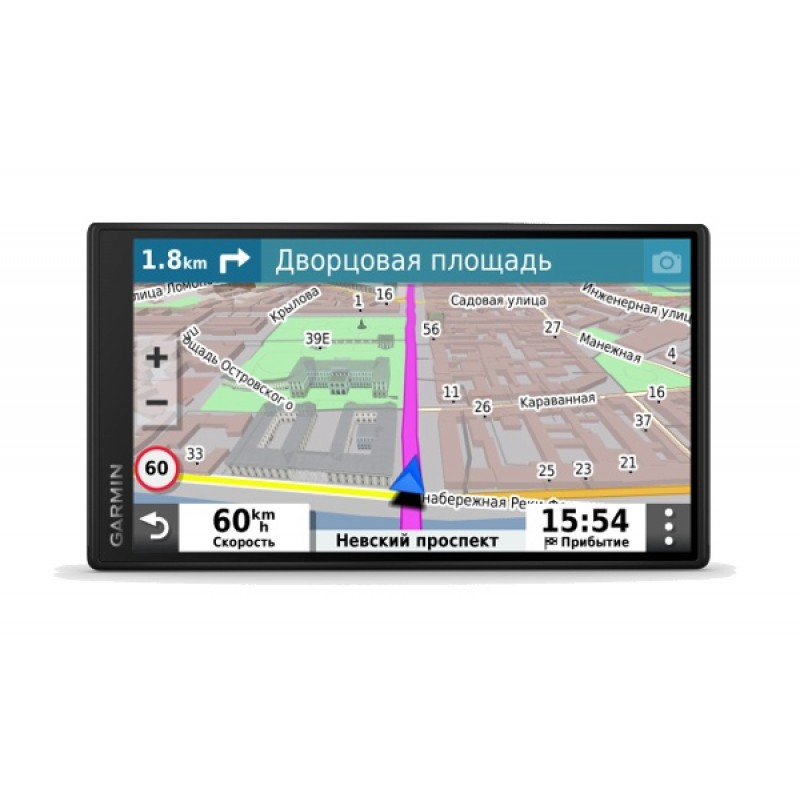 Навигатор GPS навигатор Garmin DRIVESMART 65 RUSSIA MT