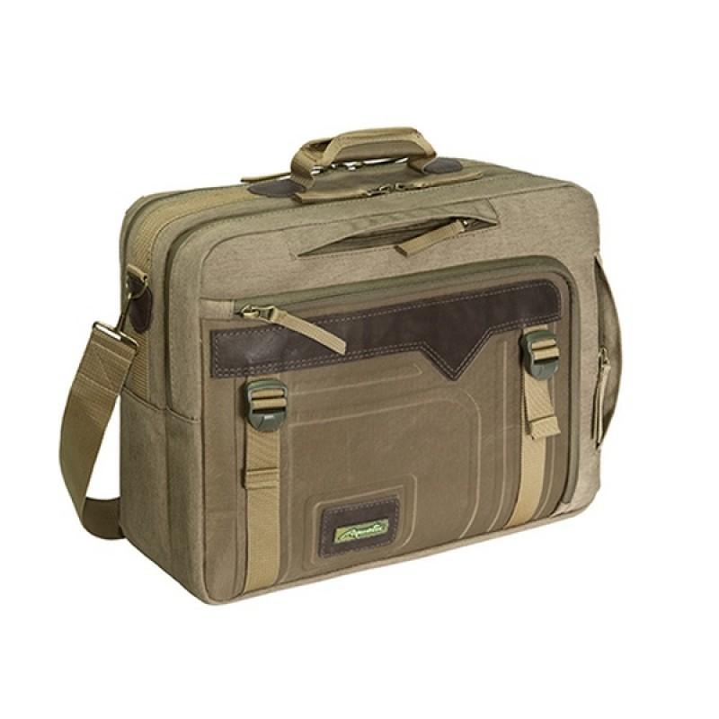 Сумка-рюкзак Aquatic С-16Б (цвет: бежевый)