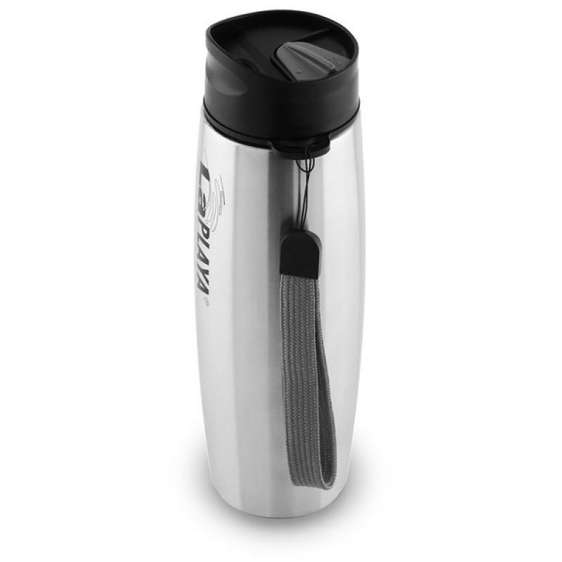 Термокружка LaPlaya Thermo Mug SS Strap 0.5L Silver (фото 3)