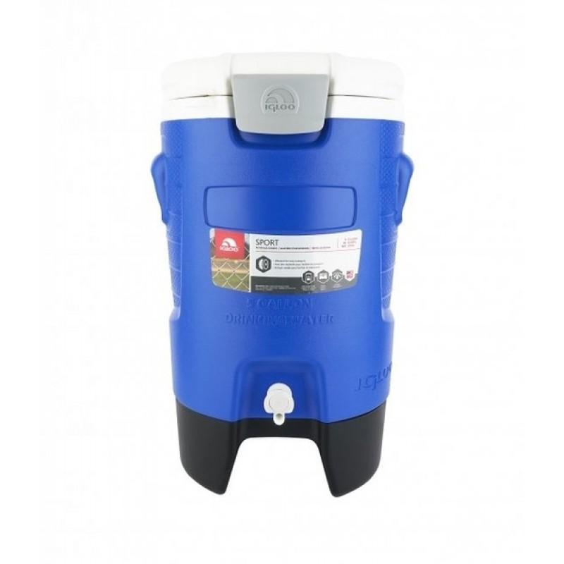 Изотермический контейнер Igloo 5 Gal Roller blue