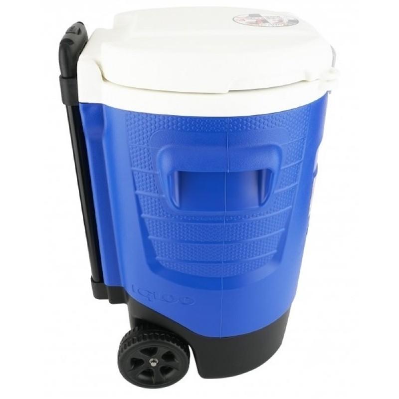 Изотермический контейнер Igloo 5 Gal Roller blue (фото 3)