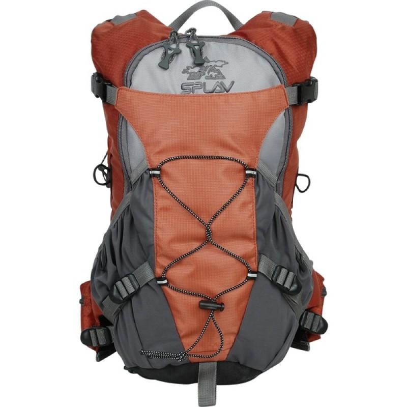 Туристический рюкзак СПЛАВ IMPULSE (оранжевый)