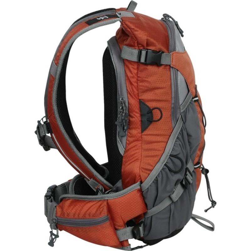 Туристический рюкзак СПЛАВ IMPULSE (оранжевый) (фото 2)