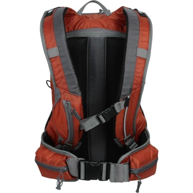 Туристический рюкзак СПЛАВ IMPULSE (оранжевый) (фото 3)