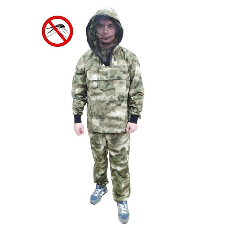 Летний костюм ONERUS Противоэнцефалитный (Сорочка, Атакс)