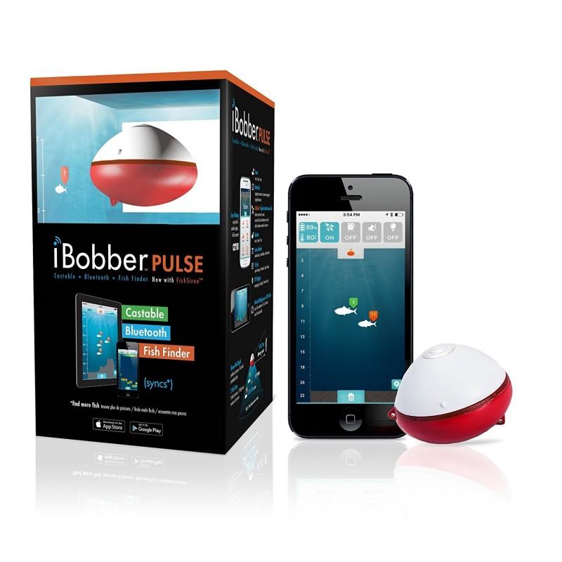 Беспроводной эхолот iBobber Pulse Bluetooth Smart (+ Леска в подарок!)