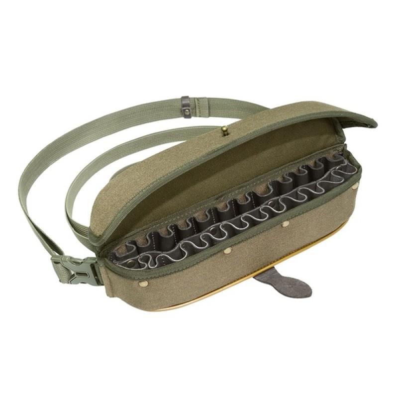 Патронташ-сумка охотника Aquatic ПО-07 (на 24 патрона)