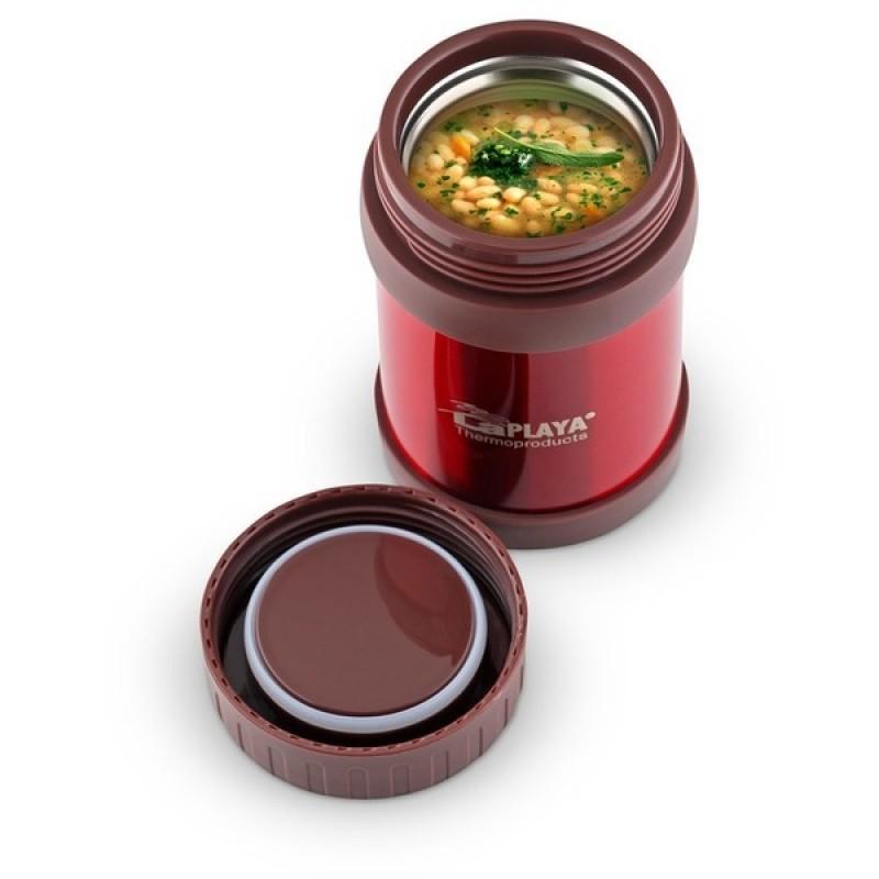 Термос для еды LaPlaya Food Container JMG 0.35L Red (фото 2)
