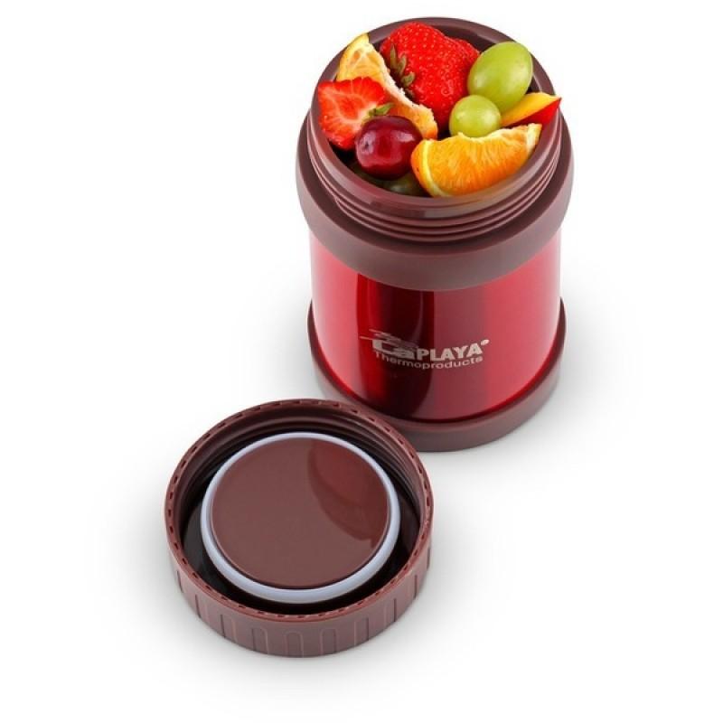 Термос для еды LaPlaya Food Container JMG 0.35L Red (фото 3)