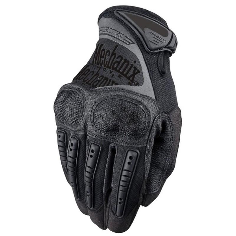 Перчатки WERDUM Mechanix kevlar Black MPK-88