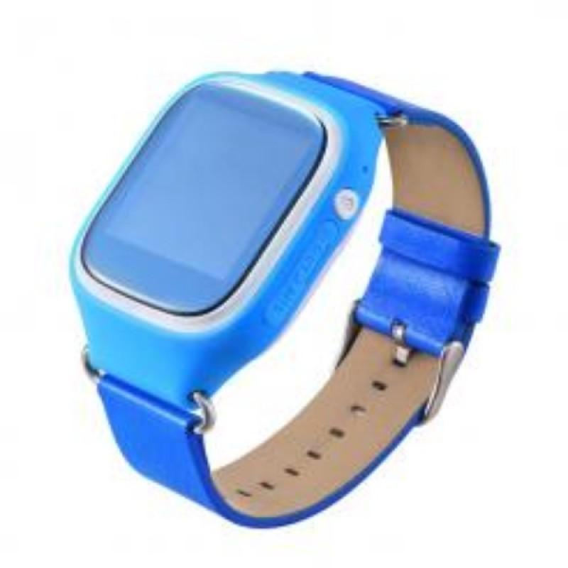 GPS Трекер Детские часы с GPS трекером MonkeyG S70 Blue