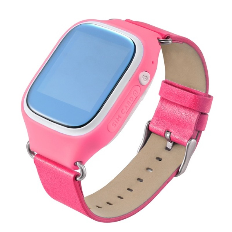 GPS Трекер Детские часы с GPS трекером MonkeyG S70 Blue (фото 2)