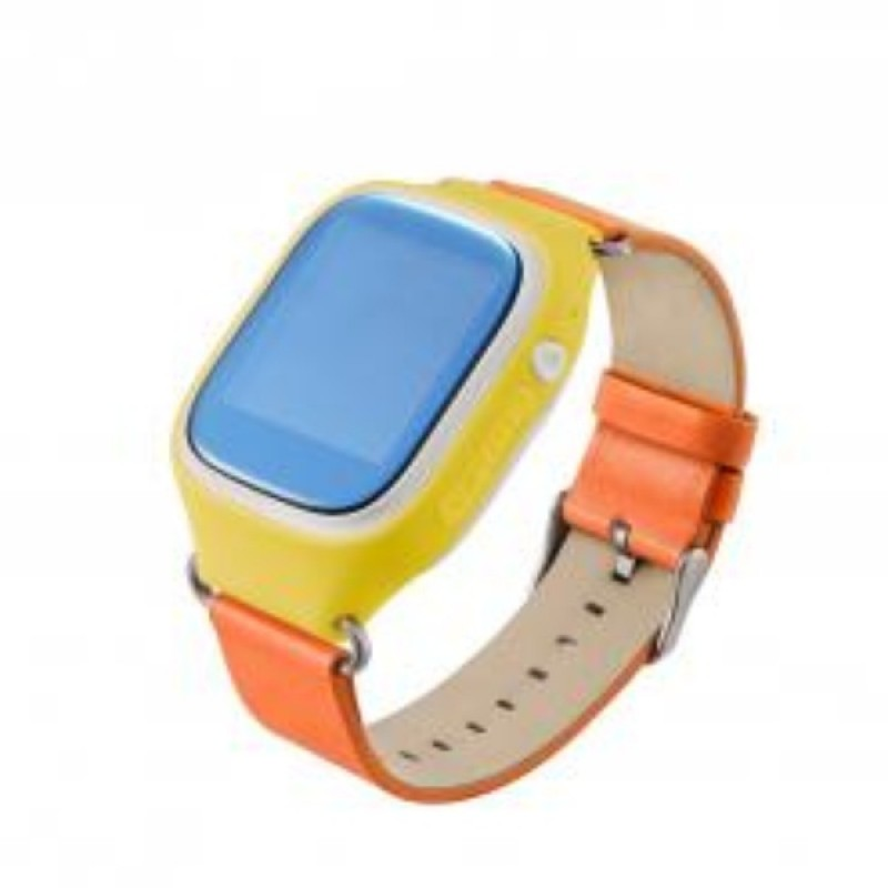 GPS Трекер Детские часы с GPS трекером MonkeyG S70 Blue (фото 3)