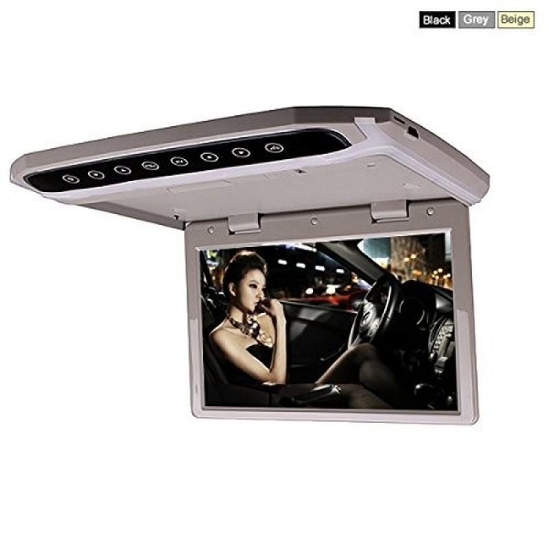 Потолочный монитор для автомобиля Потолочный монитор 17.3 ERGO ER174FH серый/черный (фото 2)