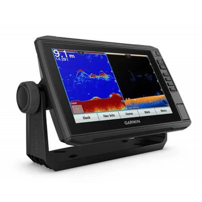 Картплоттер Эхолот-картплоттер Garmin ECHOMAP UHD 93SV с датчиком GT56UHD-TM