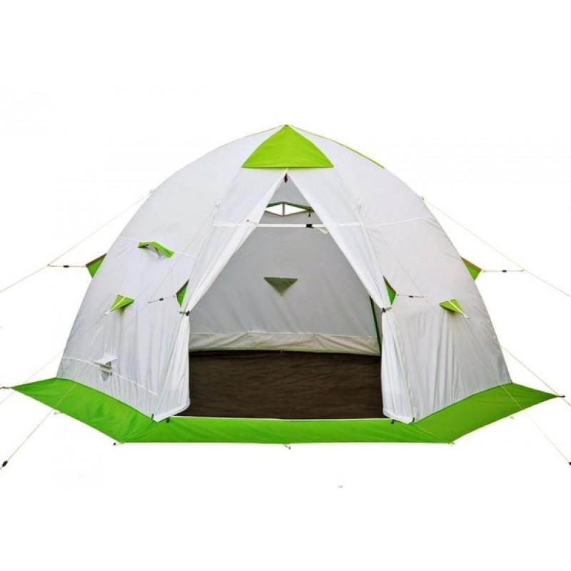 Зимняя палатка ЛОТОС 5С (пол ПУ 4000) (фото 2)