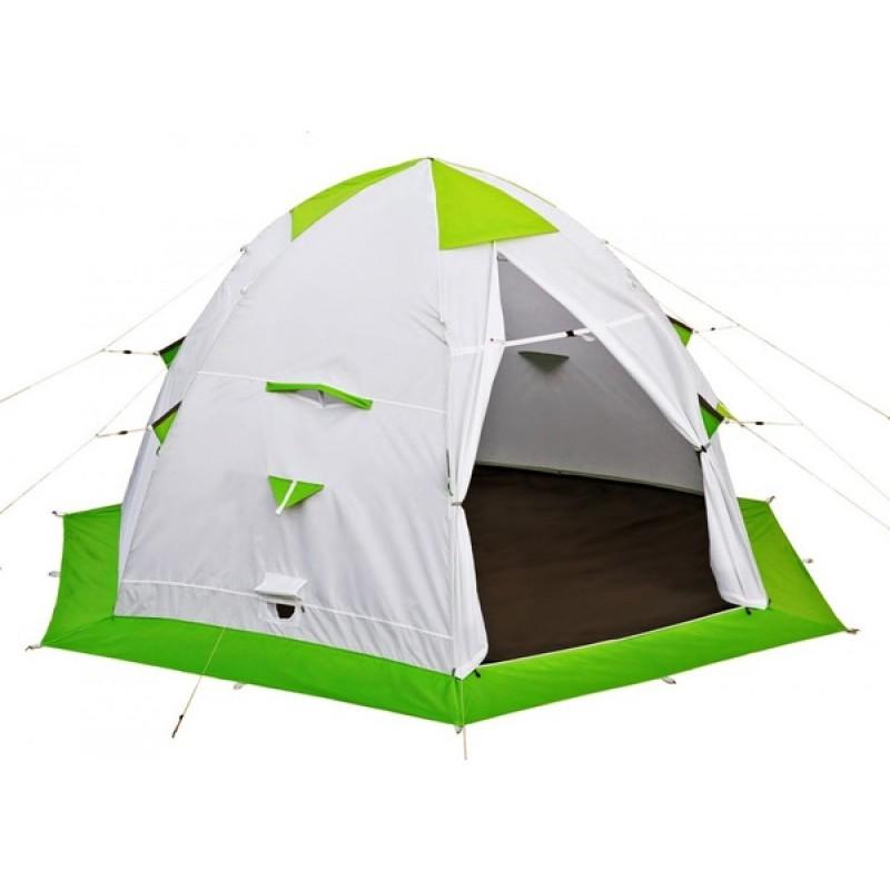 Зимняя палатка ЛОТОС 5С (пол ПУ 4000) (фото 3)
