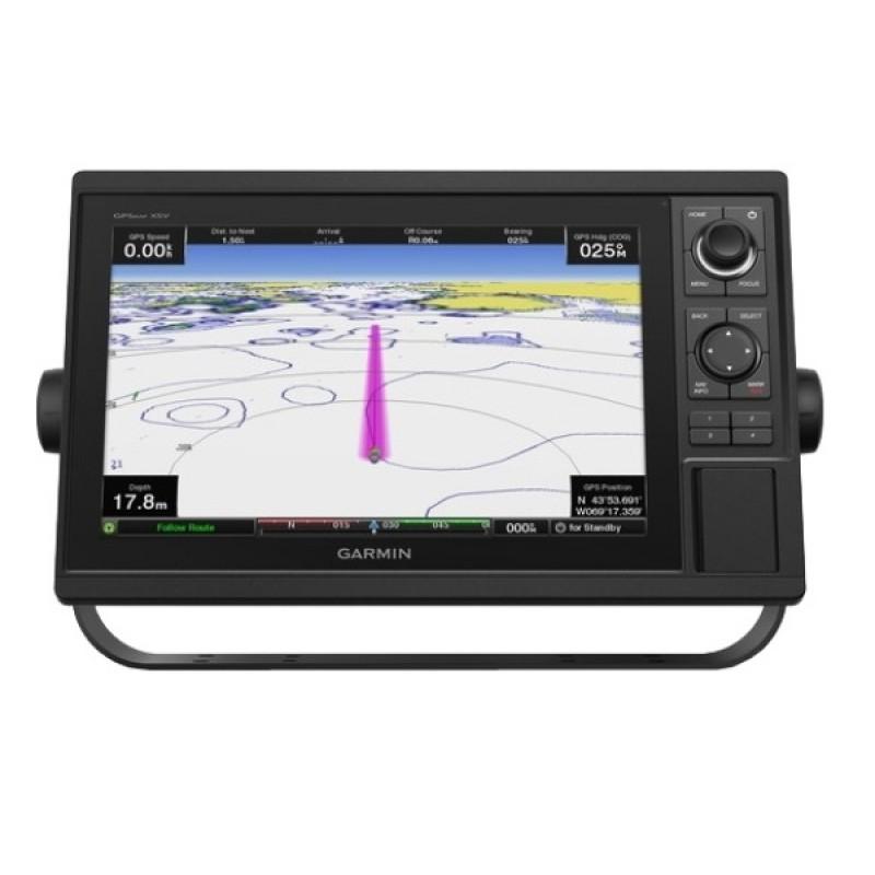 Картплоттер Garmin GPSMAP 1222xsv (010-01741-02)